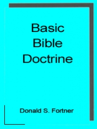 Basic Bible Doctrine